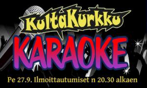 Kultakurkku 2019 karaokekarsinta