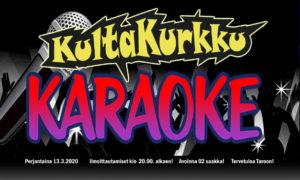 Kultakurkku 2020 karaokekarsinta